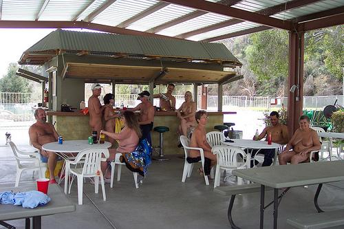 Deerpark nudist resort and