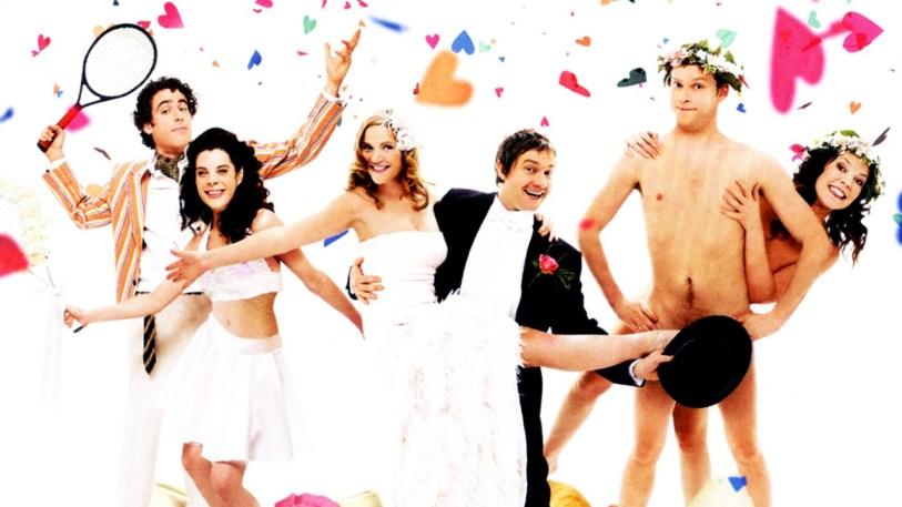 """Image from the movie """"Confetti"""""""