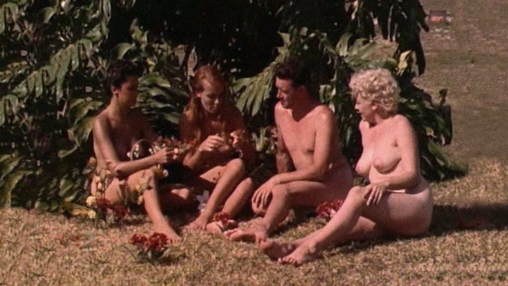 "Image from the movie ""Diary of a Nudist"""