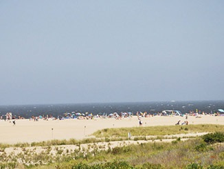 Gunnison Beach NJ | Sandy Hook Gunnison Nude Beach New Jersey (via felicitysblog.com)