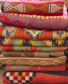 Vintage Woven Rugs