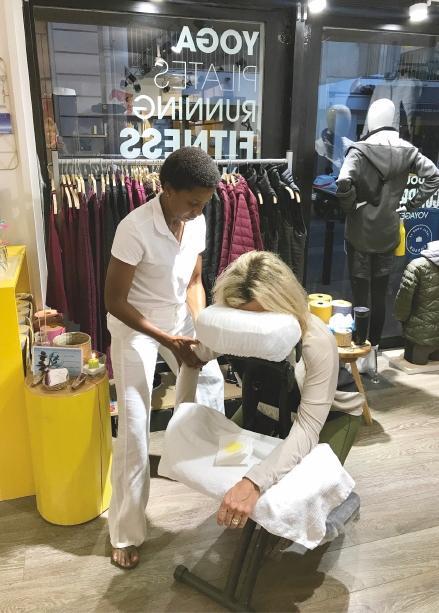 Clothilde Matthew - Massage Atelier Lole