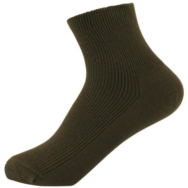 Women' 100 Percent Cotton Ankle Socks Sport