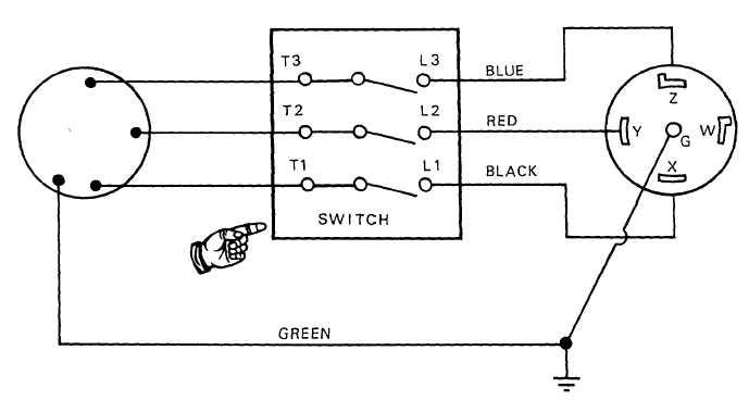 rv water pump wiring diagram 230v generator diagrams 6 stromoeko de figure 2 rh clothingandindividualequipment tpub com
