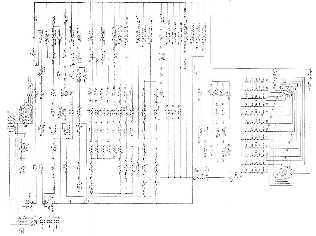 FO-2 Washer Wiring Diagram (Sheet 5)