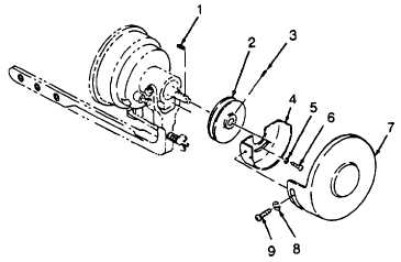 DARNING SEWING MACHINE CLUTCH AND MOTOR ASSEMBLY