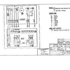 Motor Control Wiring Diagram Symbols Data Flow Using Visio Electric Panel