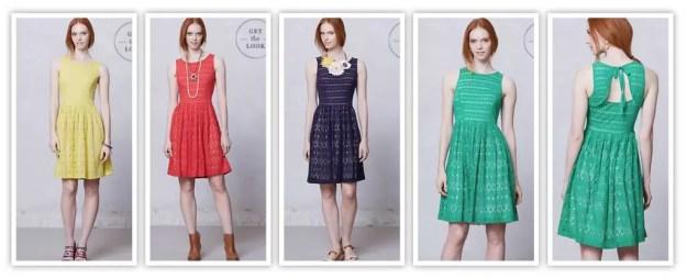 Anthropologie-Sunstream-Eyelet-Dress