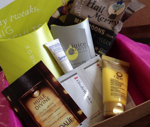 Birchbox April 2013 Unboxing & Reviews