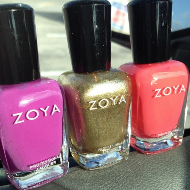 Zoya Audrina, Ziv and Elodie