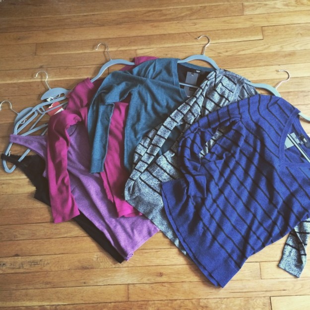 Target haul basic tops Jan 5 2015 • ClothingCult.com