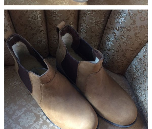 UGG Bonham Chestnut Boots