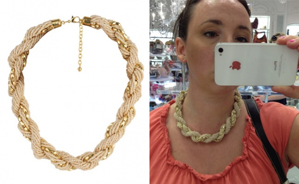 d32538d3ca61 Some Forever21 necklaces May 2012