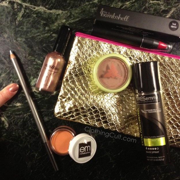 My ipsy glambag November 2013 - ClothingCult.com