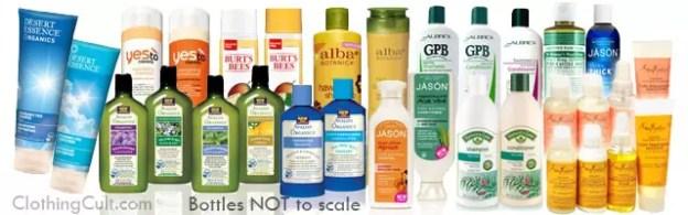 Natural & Organic Shampoo & Conditioner <br />{My Natural Hair Series Part 1}