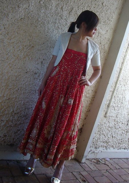 Wedding Indian Skirt 3