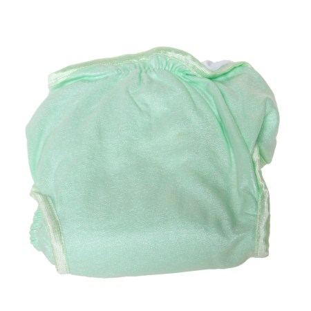 Green Cloth Nappy