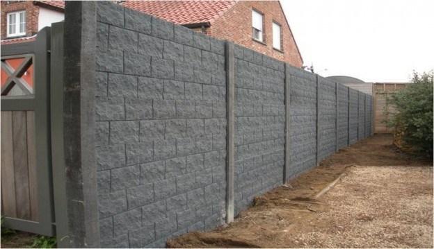 cloture beton possibilites prix