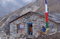 Notre lodge camp de base à Khare