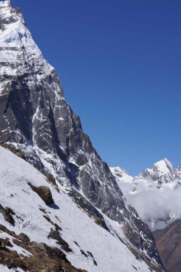 Le pilier Nord du Mera Peak