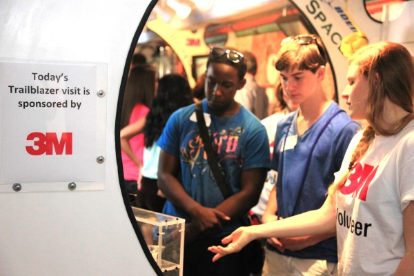 Science-wheels Encourages Stem Education Texas Students