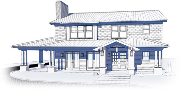 Chief Architect Academic Home Design Software