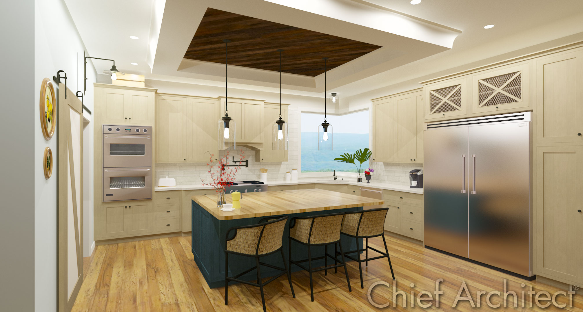 Design Kitchen Windows App 10