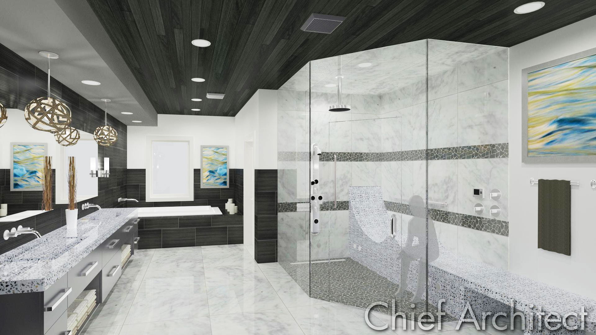 Chief Architect Home Design Software  Samples Gallery