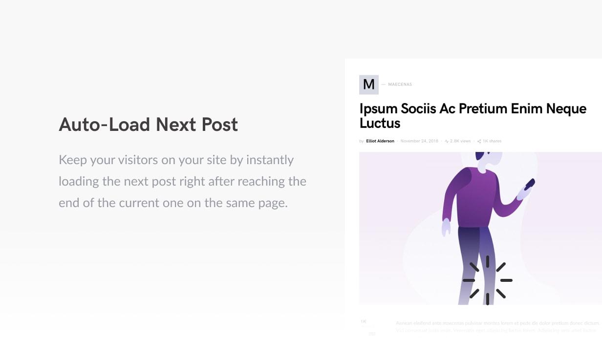 Squaretype - Modern Blog WordPress Theme - 7