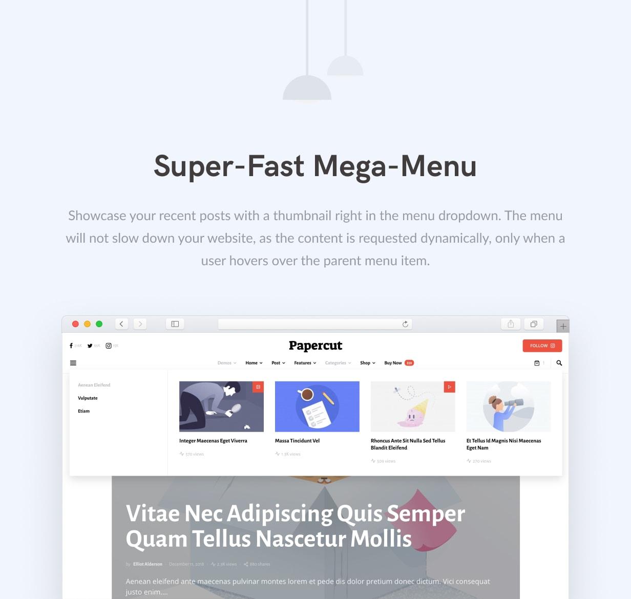 Squaretype - Modern Blog WordPress Theme - 23