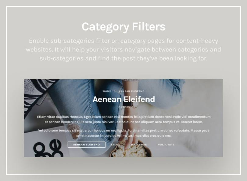 The Affair - Creative Theme for Personal Blogs and Magazines - 64