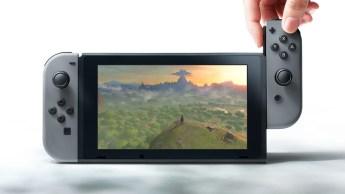 Nintendo-Switch-Wallpaper Nintendo Switch - Demonstração do novo console cai na internet