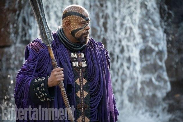 2 Pantera Negra   Novas imagens do filme acabam de ser divulgadas