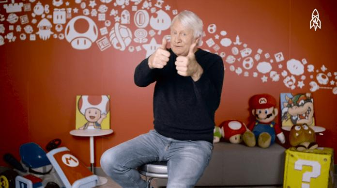 Charles-Martinet-Mario BGS 2018 | Dublador do Mario confirma participação na 11ª edição da Brasil Game Show