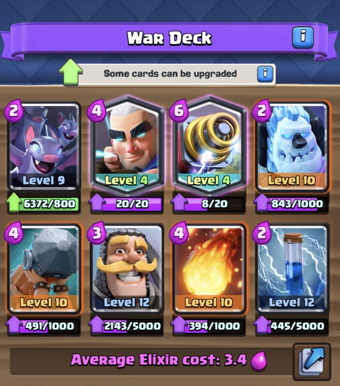cw_deck3-901x1024 Clash Royale   Conheça a novidade Guerra de Clãs e saiba como jogar!