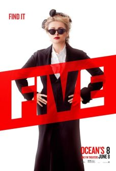 5 Oito Mulheres e um Segredo   Personagens ganham novos pôsteres individuais; Confira!