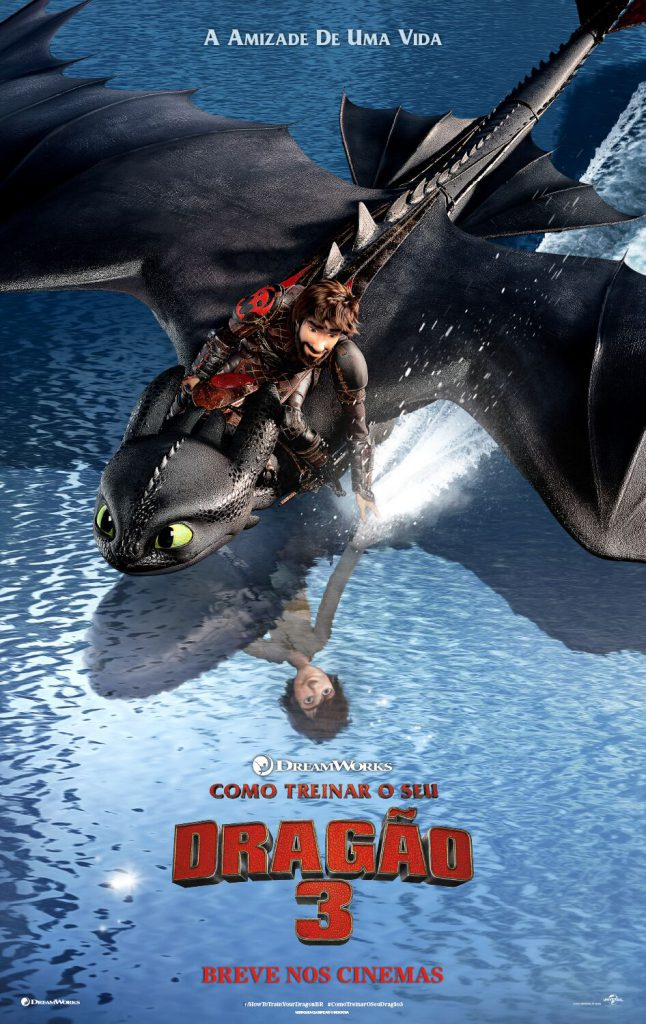 HTTYD3_INTL_DGTL_REFLECTION_1_SHT_BRA_preview-646x1024 Como Treinar Seu Dragão 3 | Banguela descobre que não é o último de sua espécie no primeiro trailer do filme