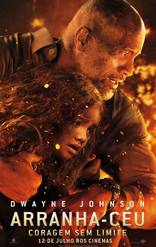 SKR_INTL_DADDY_BR_preview-646x1024 Arranha-céu: Coragem sem Limite | Dwayne Johnson divulga cartaz inédito do filme; Confira