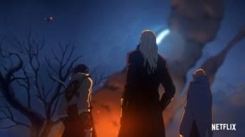 Netflix_Castlevania_FirstLook_v02_01 Castlevania | 2ª temporada da série ganha data de estreia; Confira
