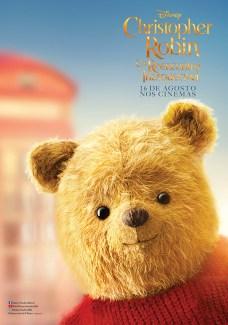 PINWHEEL_CHARACTER_BANNERS_POOH_BRAZIL Christopher Robin – Um Reencontro Inesquecível | Confira os novos pôsteres do filme!