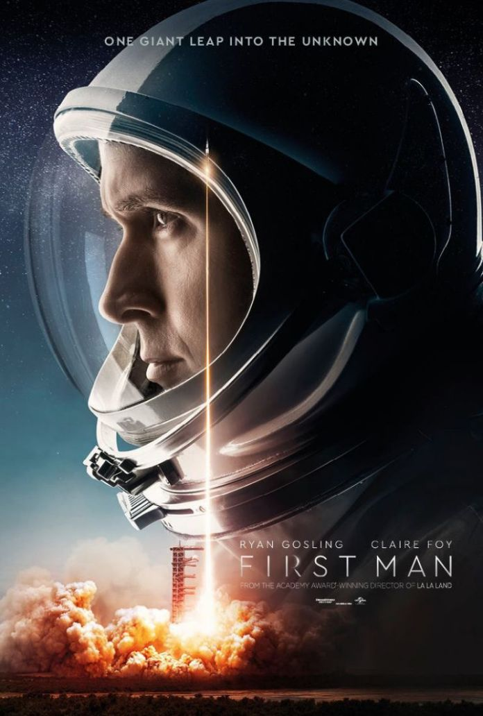 first_man_ver6_xlg O Primeiro Homem   Cinebiografia de Neil Armstrong ganha novo cartaz