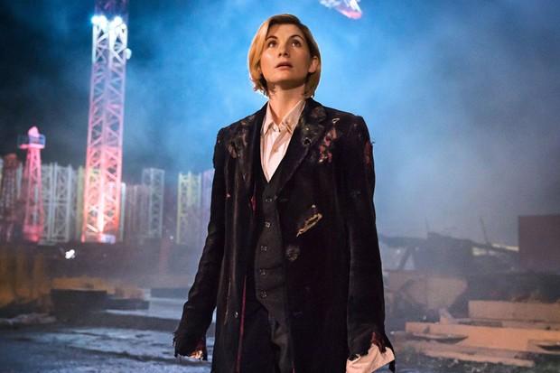 DoctorWhoSeason11JodieWhittaker Crítica   Estreia da 11ª temporada de Doctor Who [Sem Spoilers]