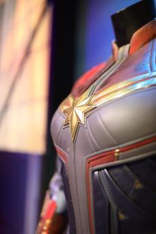 MarvelStudios-13 Disney leva experiência de seis filmes para estande na CCXP18