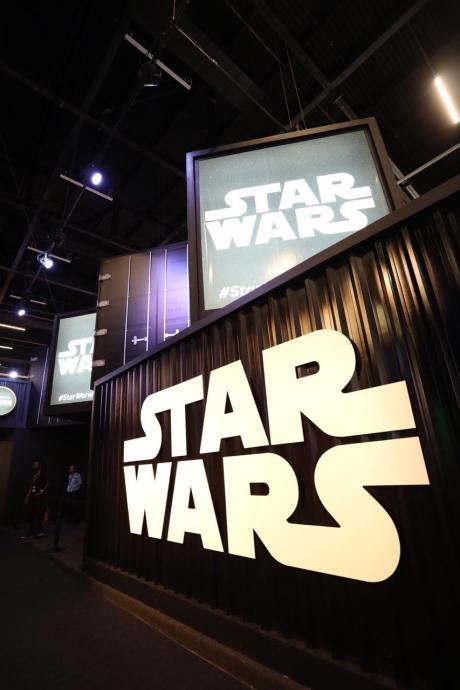 StarWars-3 Disney leva experiência de seis filmes para estande na CCXP18