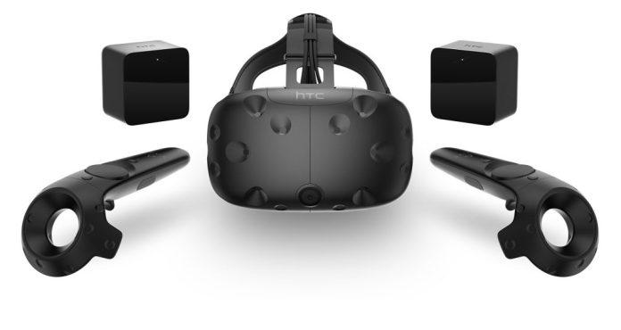 HTC-Vive-Headset-Consumer-Launch-Basestation-Controller-headset1-1024x544 VIVE Cosmos | HTC anuncia seu novo headset VR com grandes novidades; CONFIRA!
