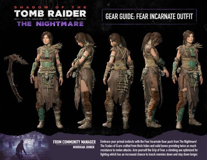 fear_incarnate Shadow of The Tomb Raider | Nova DLC ganha trailer empolgante; Confira!