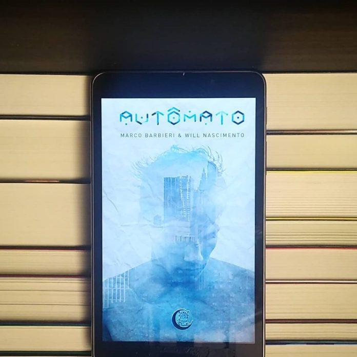 automato-livro-ficcao-cientifica-1024x1024 Resenha | Autômato, de Marco Barbieri e Will Nascimento