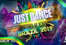 Just Dance World Cup Brazil 2019
