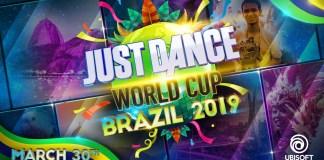 Just Dance World Cup Brazil 2019