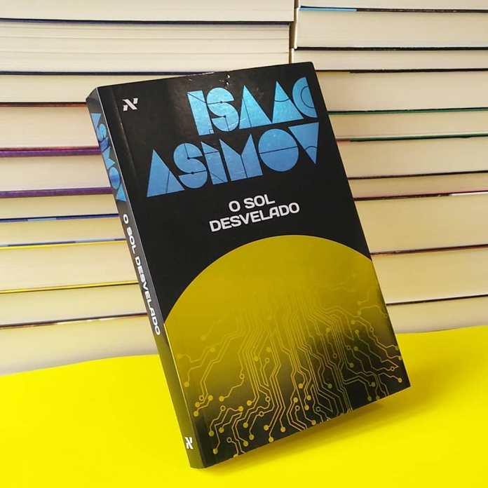 livro_sol_desvelado Resenha |O sol desvelado, de Isaac Asimov